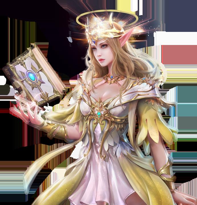 新神魔大陆自动任务辅助攻略 圣女职业玩法和技能分析