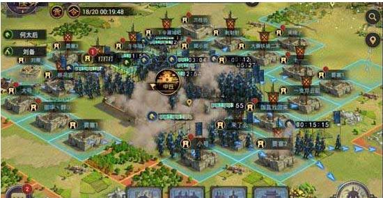 三国战争策略类手机游戏排行 比全面战争好玩